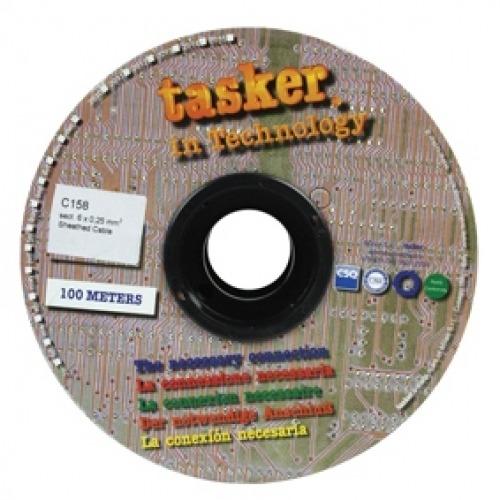 Cable de control flexible 6 x 0,25 mm2