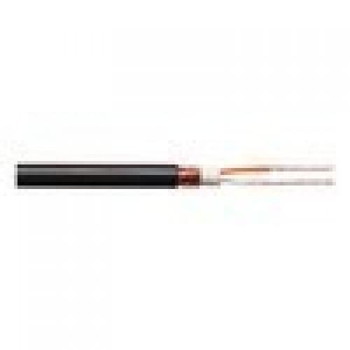 Cable flexible de micrófono 2 x 0.25 mm2