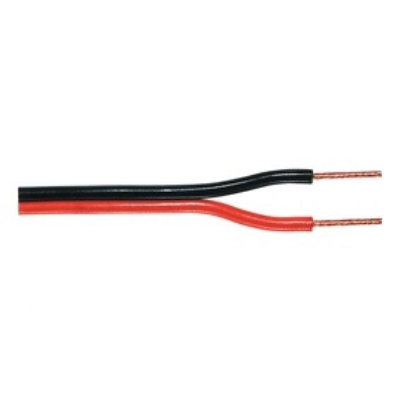 Cable de altavoz 2 x 0.75 mm2