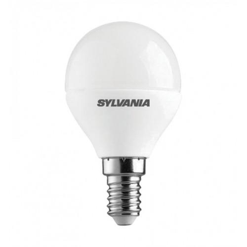 ToLEDo Lampara LED cristal mate Esférica 6,5W 470LM E14