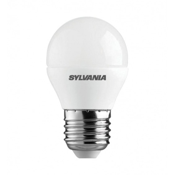 ToLEDo Lampara LED cristal mate Esférica 6,5W 470LM E27