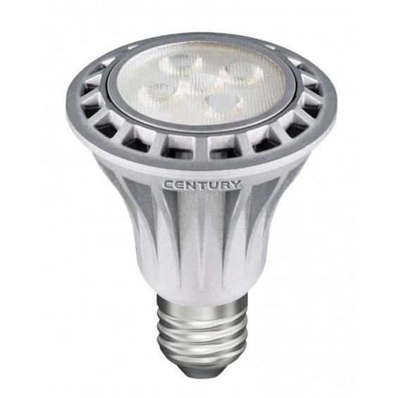 Super LED Par 20, 7W, base E27