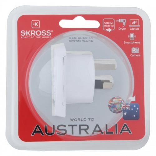 Adaptador universal para Australia/China