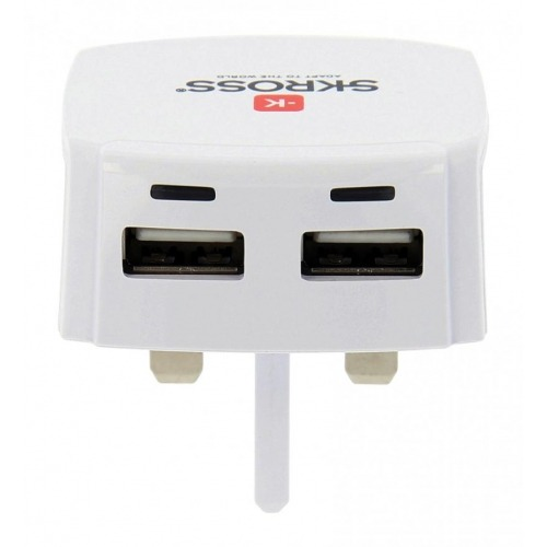 UK USB Charger 2.1A