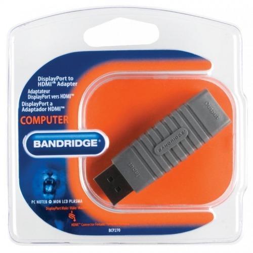 Adaptador DisplayPort a HDMI® de alta velocidad