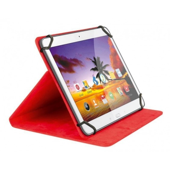 Tablet Folio Case 8 Red