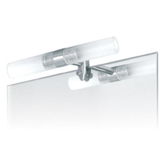 Lámpara de acero para espejo