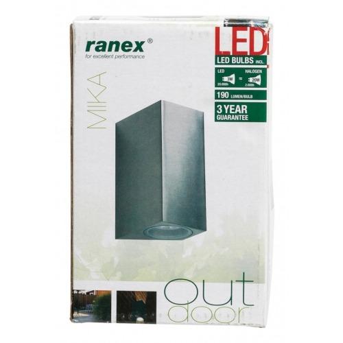 Aplique LED para exteriores con montaje superficial