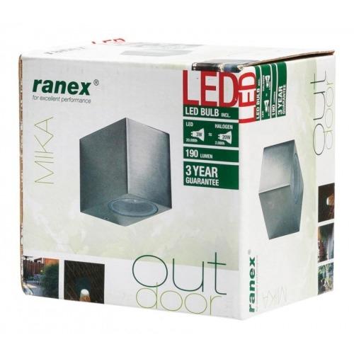 Aplique LED para exteriores