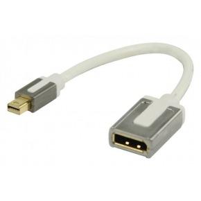 Adaptador Mini DisplayPort - DisplayPort de Alto Rendimiento 0.2 m