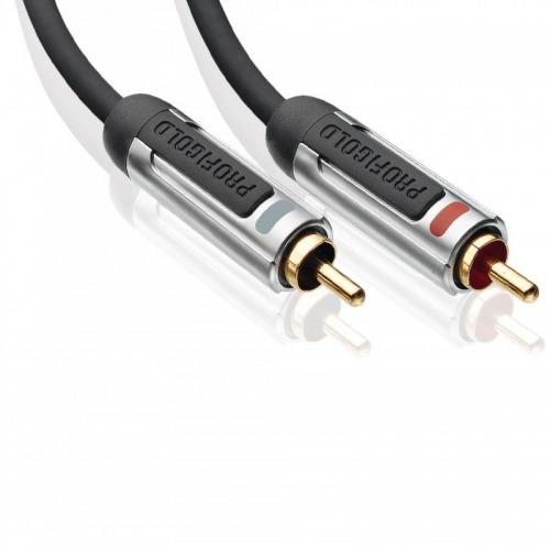 Interconexión de Audio Estéreo de Altas Prestaciones 1.0 m
