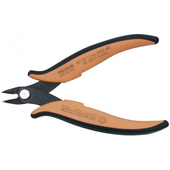 Electronic side cutter 128 mm