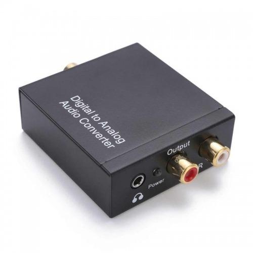 Conversor Audio Digital a Analógico