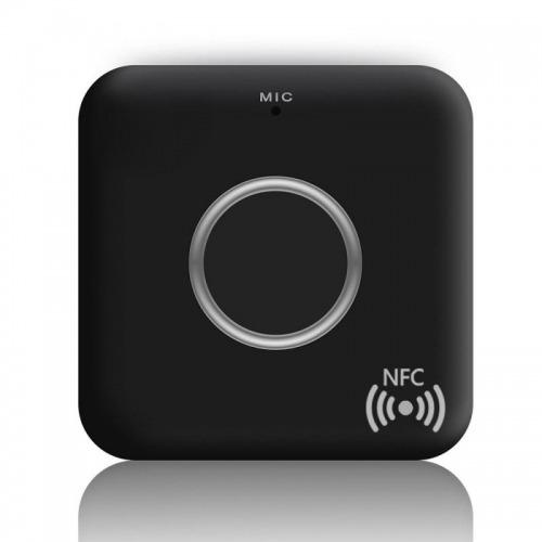 Receptor de audio bluetooth de 2 jack 3.5 con NFC