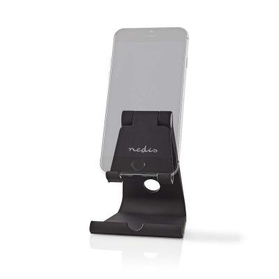 Soporte Para Smartphone/tablet | Ajustable | Negro