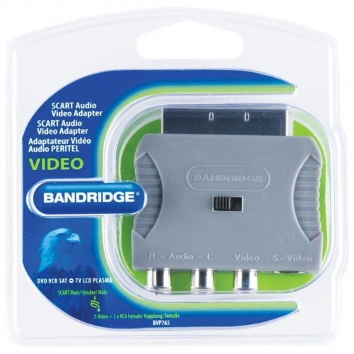 Adaptador de Audio Vídeo SCART
