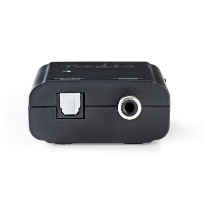 Convertidor De Audio Digital | 1 Toma - Rca Digital (S/pdif) | Toslink