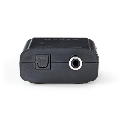 Convertidor De Audio Digital | 1 Toma - Toslink | Rca Digital (S/pdif)