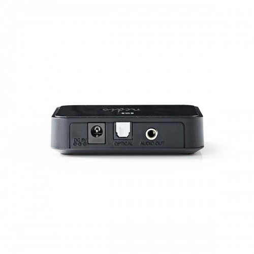 Receptor de Audio Inalámbrico | Bluetooth® | Salida TosLink | Salida de 3,5 mm | Negro