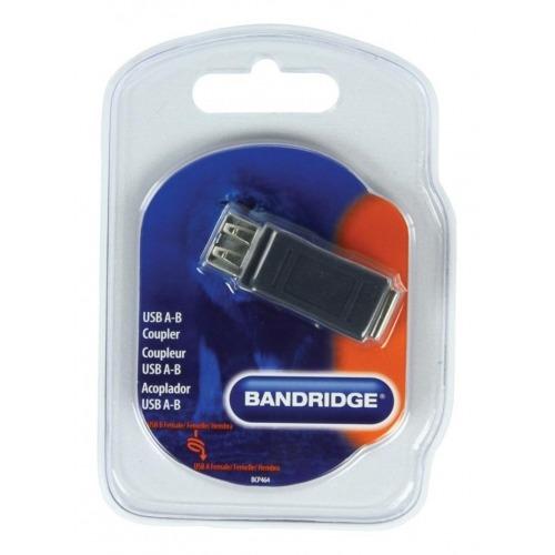 Acoplador USB A-B