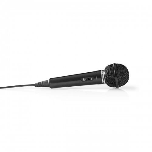 Micrófono con cable | Sensibilidad de -75 dB +/-3 dB | 80 Hz - 12 kHz | 5,0 m