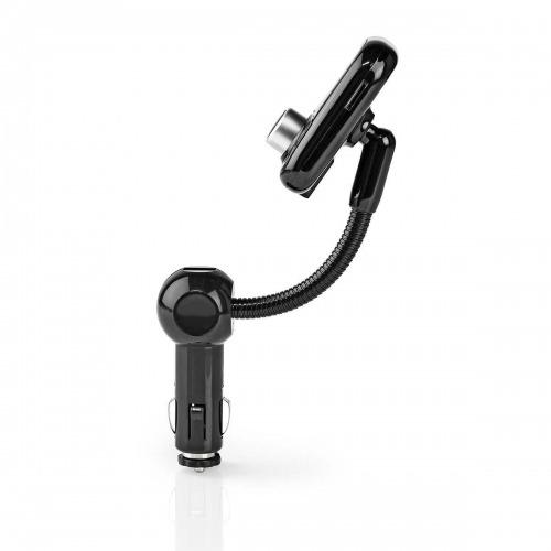 Transmisor DAB+/FM para el coche | Bluetooth® | Ranura para tarjeta microSD | Llamadas manos libres | 2 USB