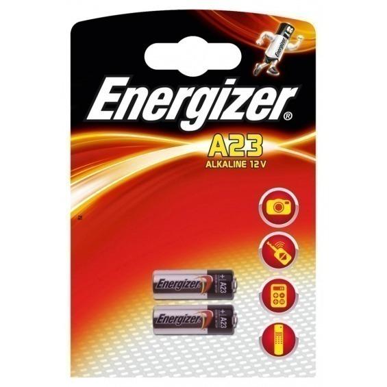 Alkaline battery A23 12V 2-blister