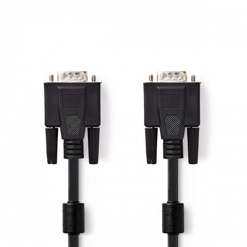 Cable VGA | VGA Macho - VGA Macho | 3,0 m | Negro