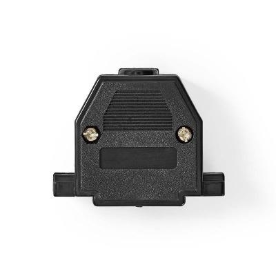Carcasa Del Conector D-Sub | 25 Piezas | Metal