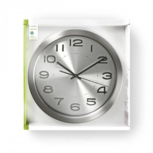 Reloj de Pared Circular | 30 cm de diámetro | Acero Inoxidable