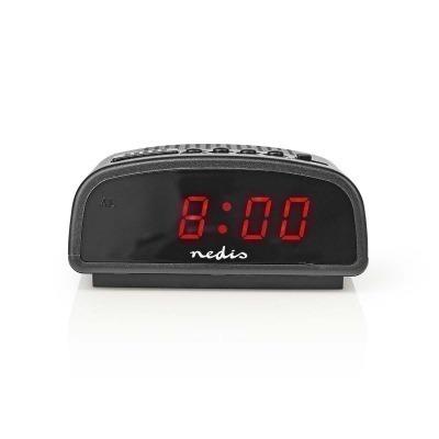 Reloj Despertador Digital | Pantalla Led De 0,6