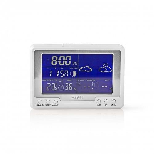 Estación meteorológica | Higrómetro | Fecha/Hora | Unidad exterior