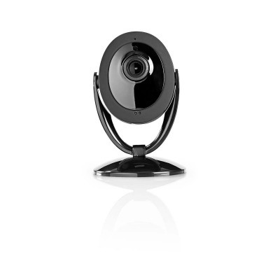 Cámara De Seguridad Ip | 1280X720 | Visión Nocturna A 5 M | Negro