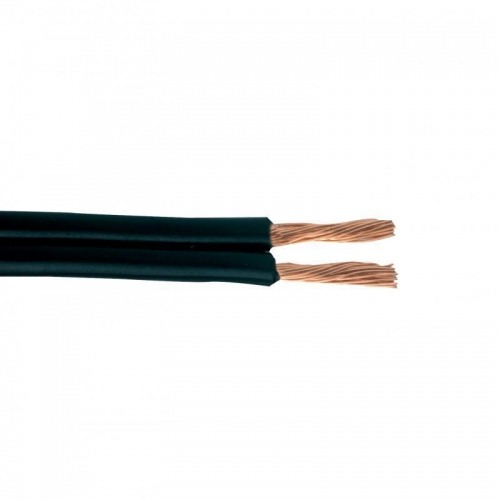 SpeakerFlex Cable para Altavoz de 1,5 mm² 100.0 m - Negro