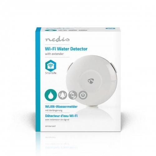 Detector Inteligente de Fugas de Agua con Wi Fi Alimentación