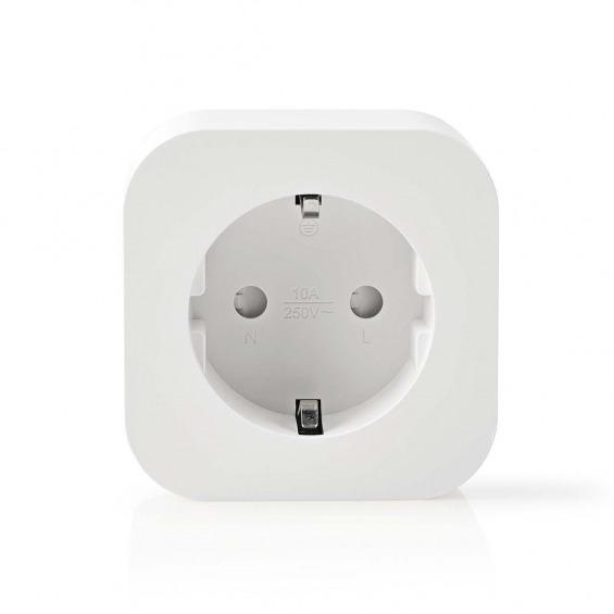 Conector Inteligente con Wi-Fi | Schuko Tipo F | 10 A