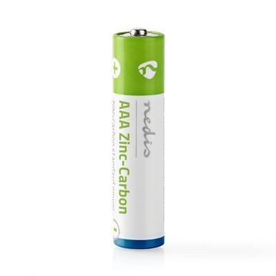 Pila De Zinc-Carbono Aaa | 1,5 V | 4 Unidades