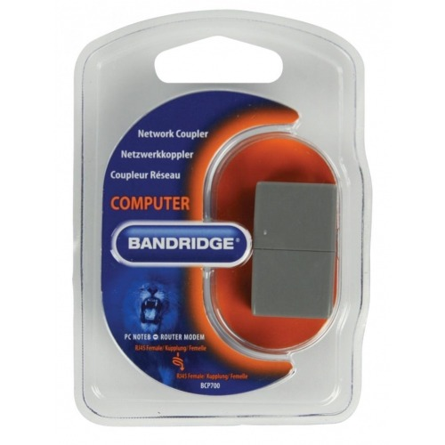 Acoplador para Cable de Red
