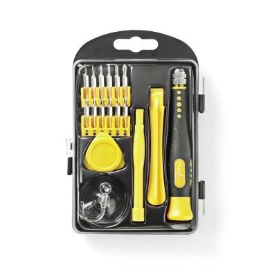 Kit De Herramientas | 17 En 1 | Para Reparación De Pc, Smartphones Y Tabletas