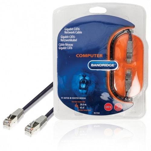 Cable de Red Multimedia CAT6 20.0 m