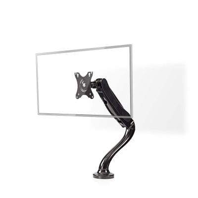 Soporte Para Monitor De Sobremesa | Brazo Para Monitor Individual | Rotación Completa | 10-32