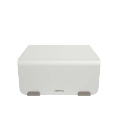 Addit Bento Canalización Vertical Del Monitor 110 Fijo 20 Kg Blanco