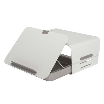 Addit Bento Soporte Y Caja De Herramientas Desk Set 220 20 Kg Blanco