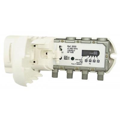 Amplificador Catv 20 Db 2 Salidas