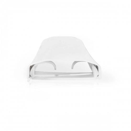 Cubierta para Cable | • 110 x 6 cm | Blanco