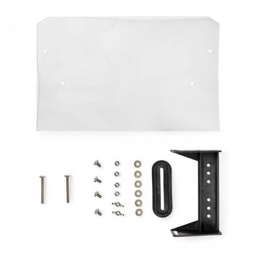 Cubierta de Protección Térmica para LNB   • 14 x 17 cm   Negro/transparente