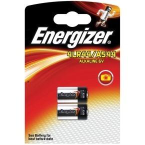 Energizer alkaline battery 4LR44/A544 6V 2-blister