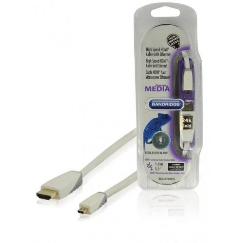 Cable HDMI® de Alta Velocidad con Ethernet de 1.00 m