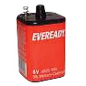 Spiralblock 6V latern battery