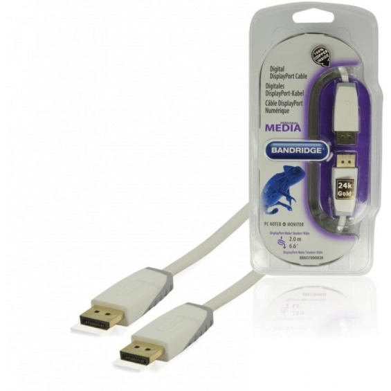 Cable DisplayPort Digital de 2.00 m
